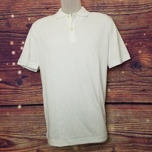 BANANA REPUBLIC LUXURY -TOUCH,POLO SIZE M, NEW